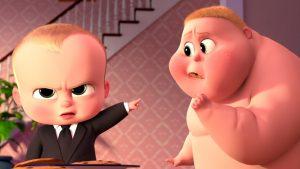 เดอะ บอส เบบี้ (The Boss Baby) การ์ตูนคอมเมดี้