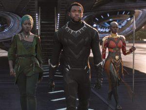 แบล็ค แพนเธอร์ (Black Panther) ภาพยนตร์แนวซูเปอร์ฮีโร